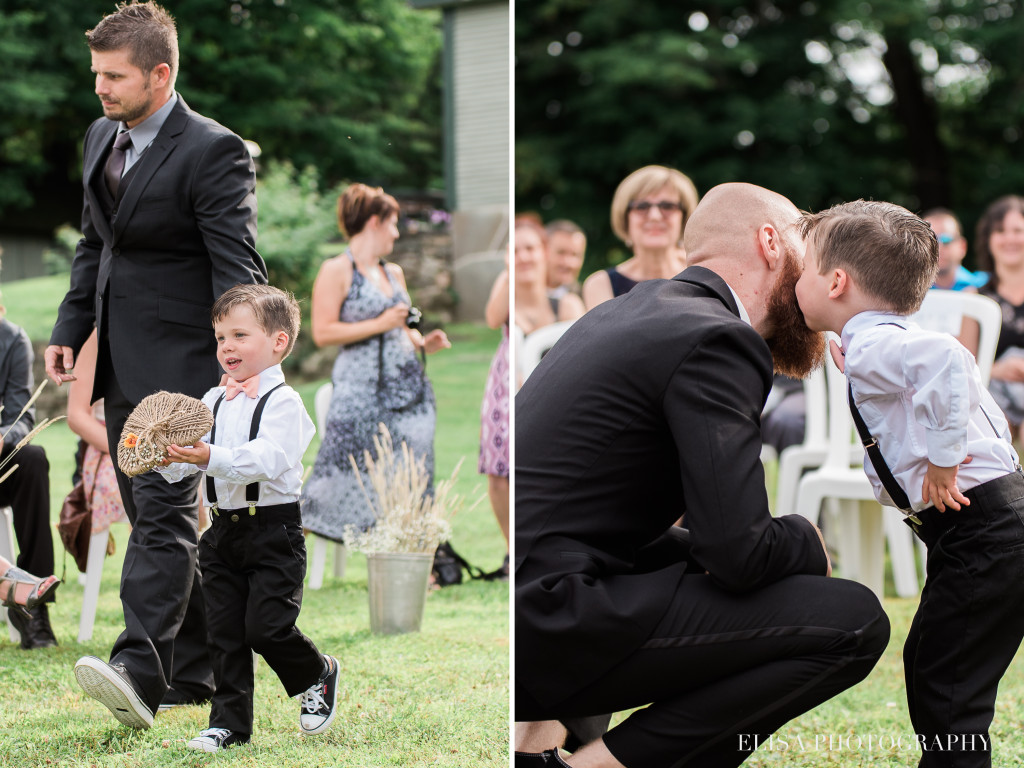 page-ring-bearer-mariage-manson-grange-barn-photo