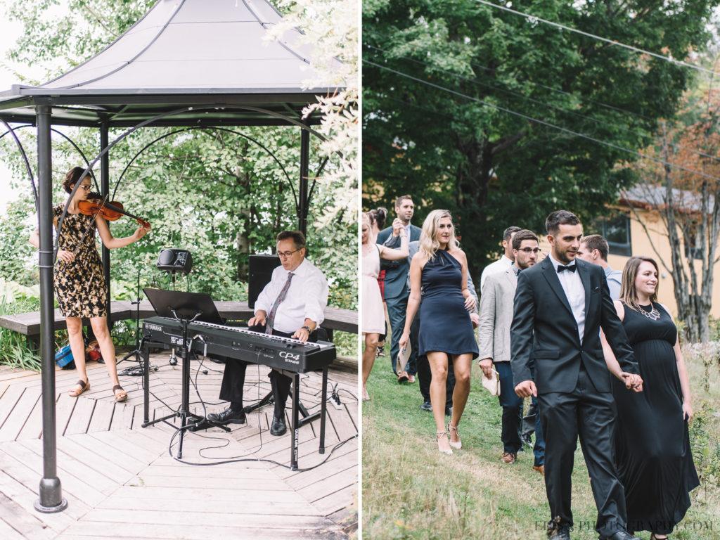 mariage-duchesnay-ceremonie-musicien-violon-lac