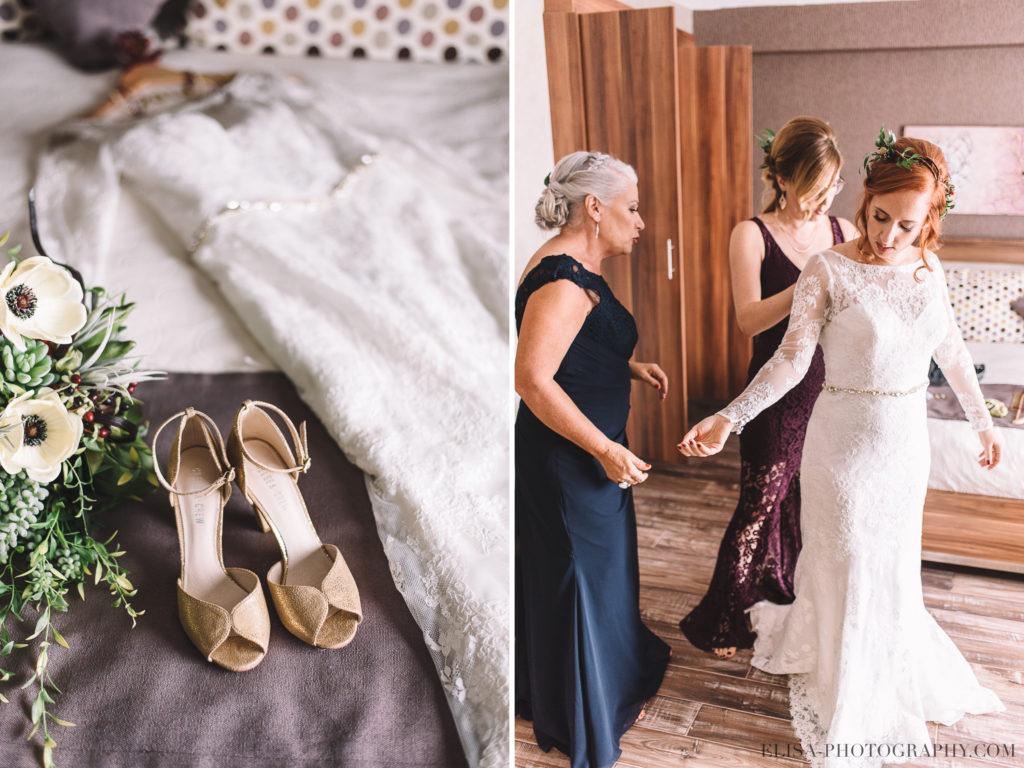 mariage-souliers-robe-bouquet-succulent-vintage-manches-longues-hotel-castel-photo
