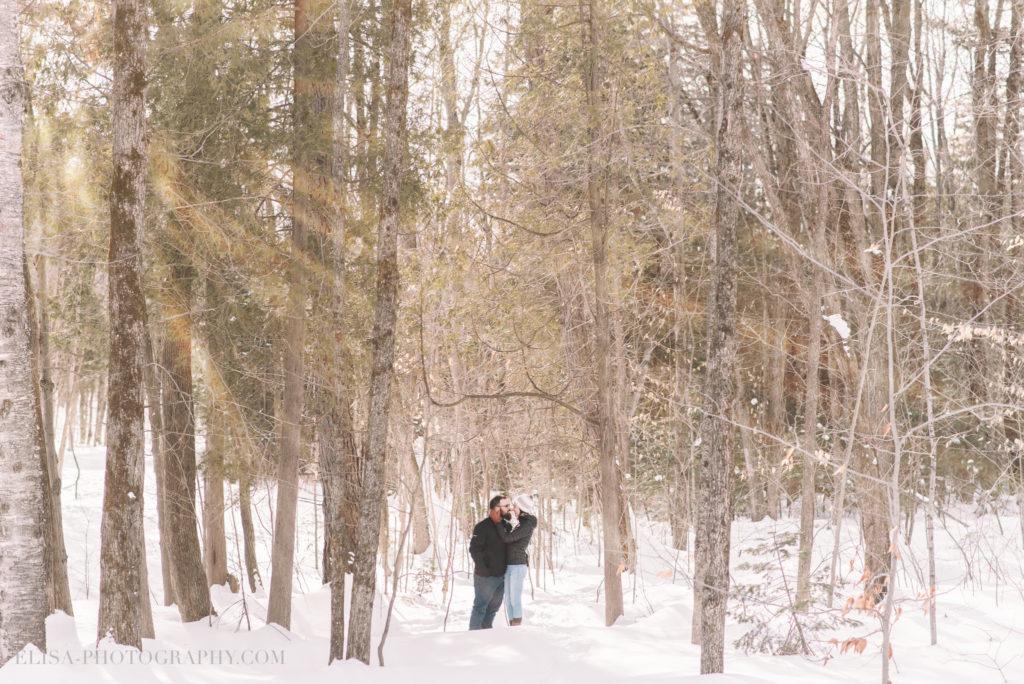 fiancailles ville quebec hiver winter engagement hot chocolate chocolat chaud photo  1024x684 - Séance fiançailles dans la neige: Audrey-Ann + Pascal