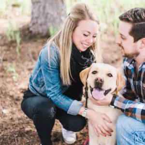 mariage-couple-fiançailles-chien-labrador-lab-québec-photo