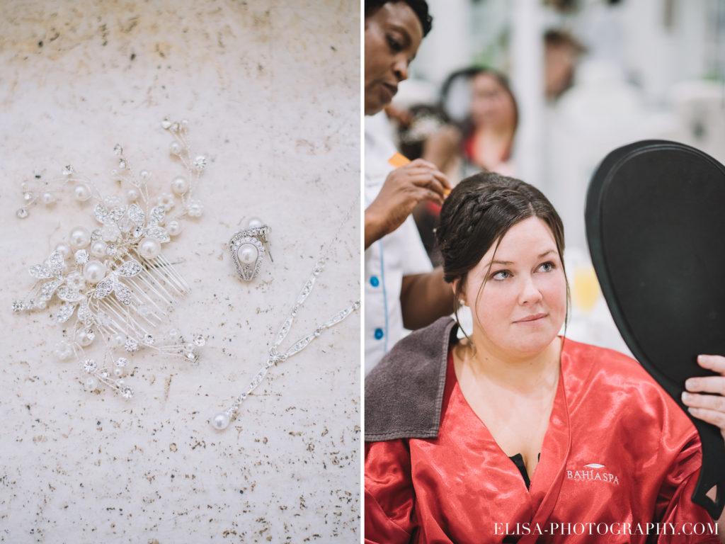 MARIAGE de rêve à destination bijoux accessoires coiffure mariée grand bahia principe jamaïque photo 6099 1 1024x768 - Un mariage de rêve à destination de la Jamaïque: Mindy & Mathieu