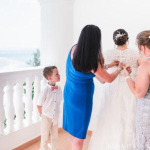 mariage de rêve à destination bride préparation robe mariée grand bahia principe jamaïque photo 4616 300x300 - Galerie à destination