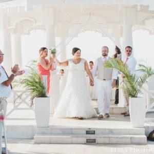 mariage de rêve à destination cérémonie du sable mer des caraïbes grand bahia principe jamaïque photo 5146 300x300 - Galerie à destination