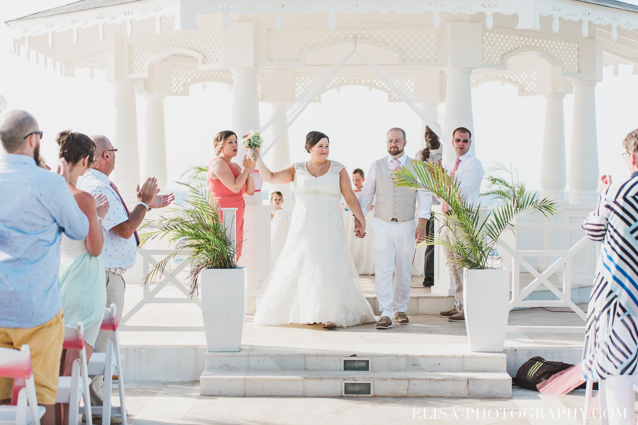 mariage de rêve à destination cérémonie du sable mer des caraïbes grand bahia principe jamaïque photo 5146 - Galerie photos de mariages à destination