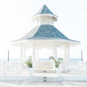 mariage de rêve à destination cérémonie éventail bouquet mouchoir gazebo mer grand bahia principe jamaïque photo 5639 300x300 - Galerie à destination