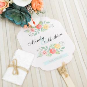 mariage de rêve à destination cérémonie éventail bouquet mouchoir gazebo mer grand bahia principe jamaïque photo 5648 300x300 - Galerie à destination