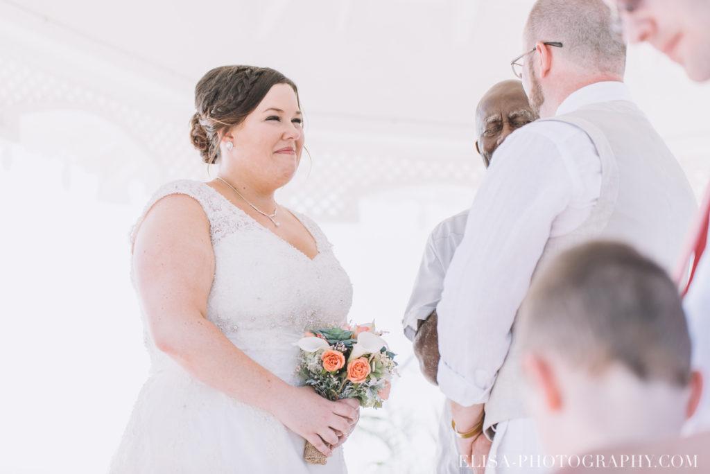 mariage de rêve à destination cérémonie mariée mer grand bahia principe jamaïque photo 4883 1024x684 - Un mariage de rêve à destination de la Jamaïque: Mindy & Mathieu