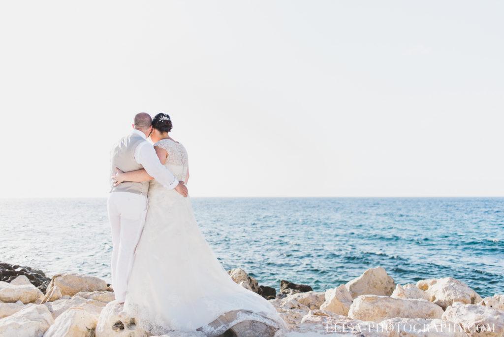 mariage de rêve à destination portrait des mariés mer des caraïbes grand bahia principe jamaïque photo 5582 1024x684 - Un mariage de rêve à destination de la Jamaïque: Mindy & Mathieu