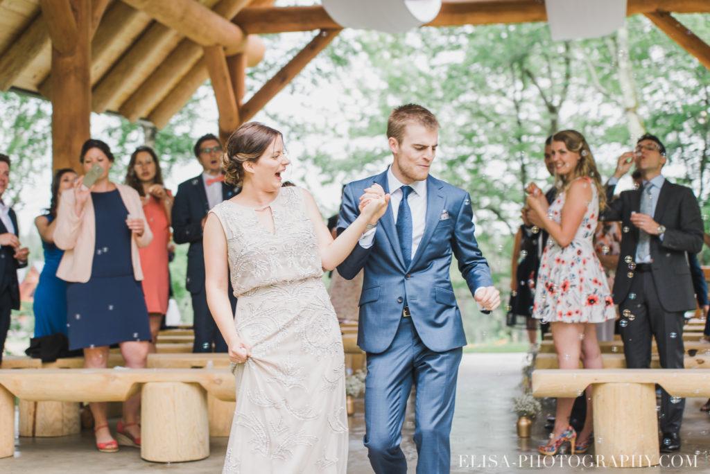 mariage français cérémonie chalet bois rond québec photo 7231 1024x684 - Mariage avec une touche vintage dans un chalet en bois ronds: Marine & François-Rémi