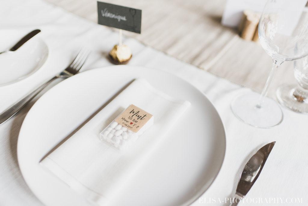 mariage français réception détails chalet bois rond québec photo 6769 1024x684 - Mariage avec une touche vintage dans un chalet en bois ronds: Marine & François-Rémi