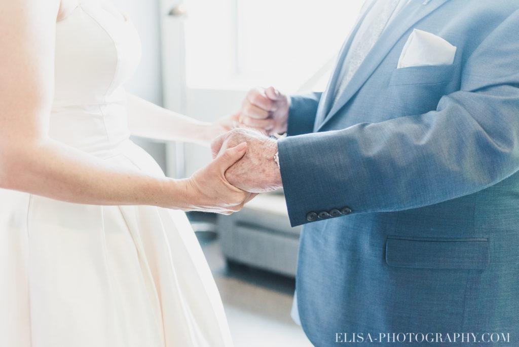 mariage papa de la mariée le germain charlevoix photo 8721 1024x684 - Mariage en toute élégance à l'hôtel Le Germain de Charlevoix: Véronique & Eric