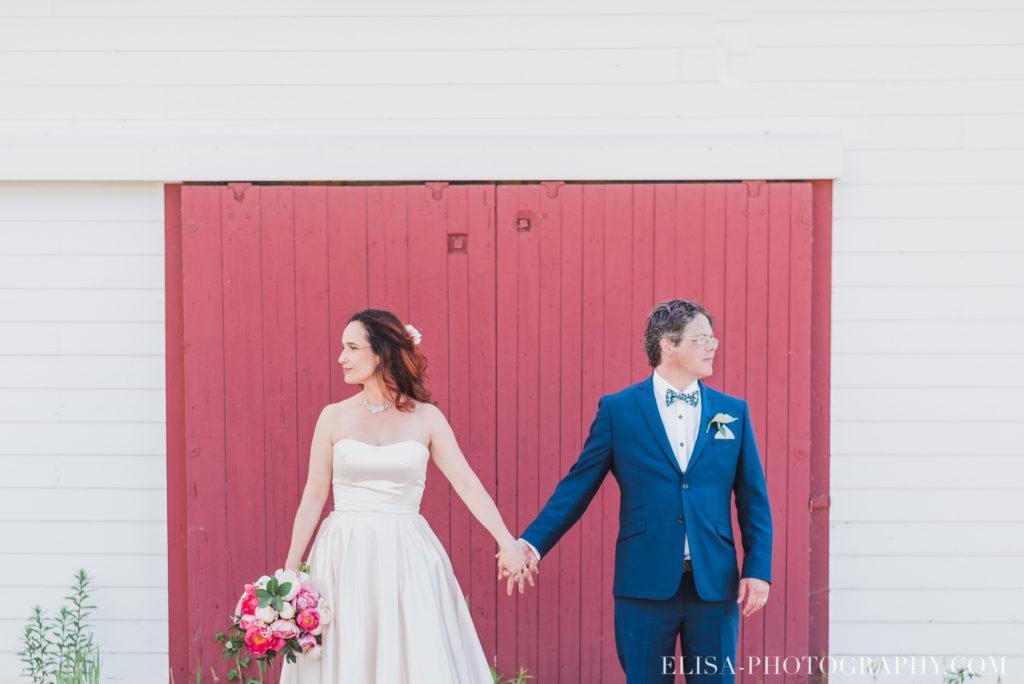 mariage portrait couple mariés montagne champs le germain charlevoix photo 9664 1024x684 - Mariage en toute élégance à l'hôtel Le Germain de Charlevoix: Véronique & Eric