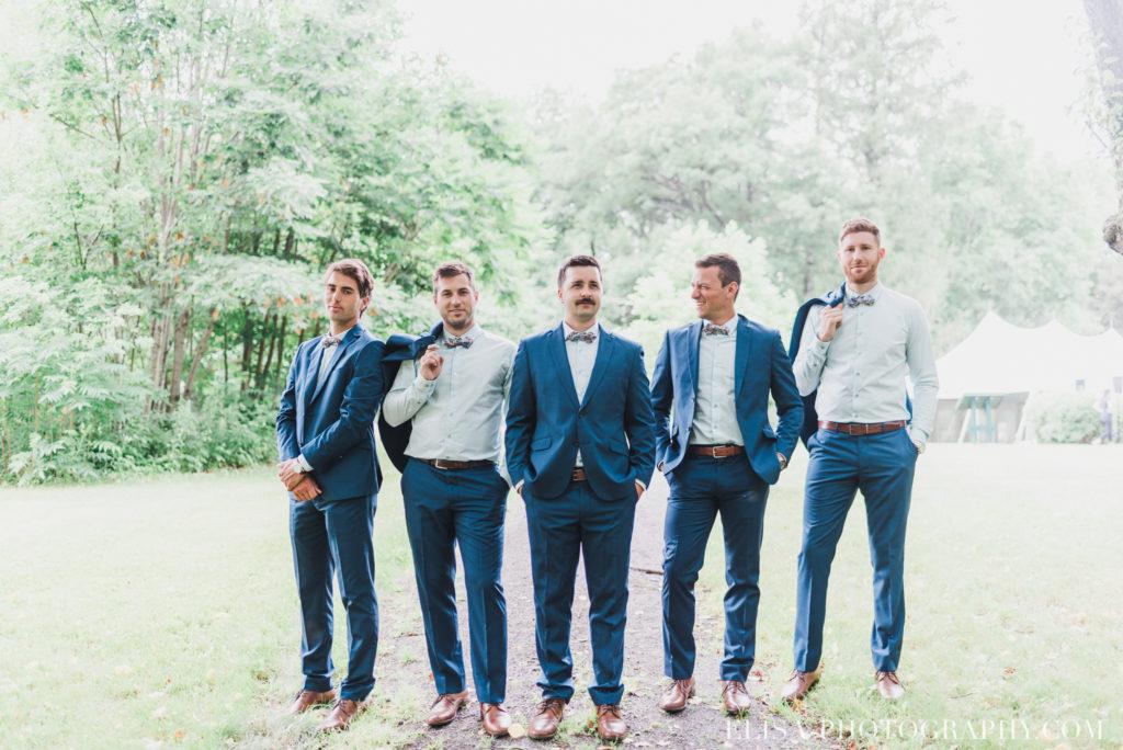 photo mariage garçons honneur marié vieux presbytère batiscan 2363 1024x684 - Mariage au vieux presbitère de Batiscan: Cindy & Dany