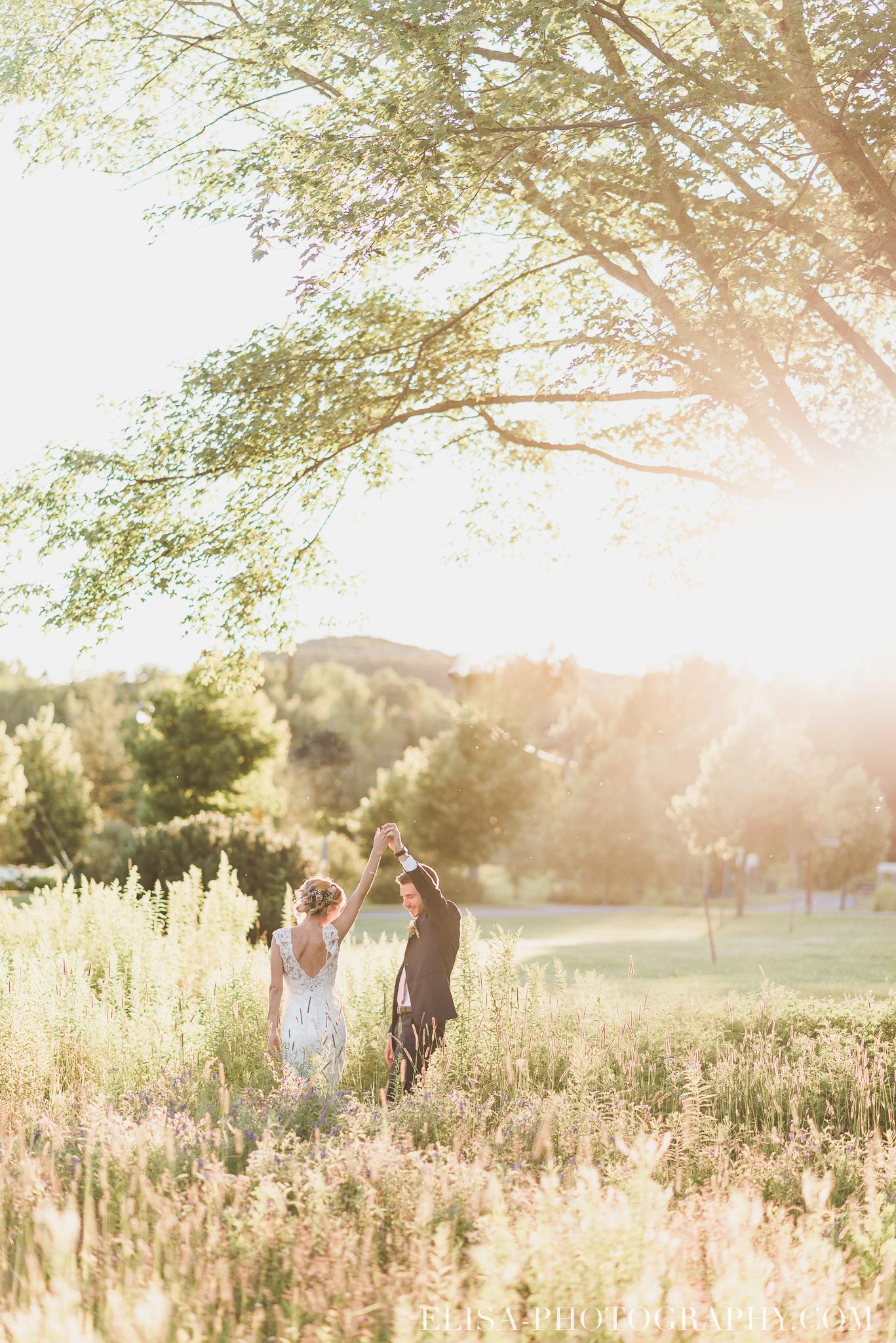 photo couple mariage danse station duchesnay ville de québec 5666 - notre style de photographie