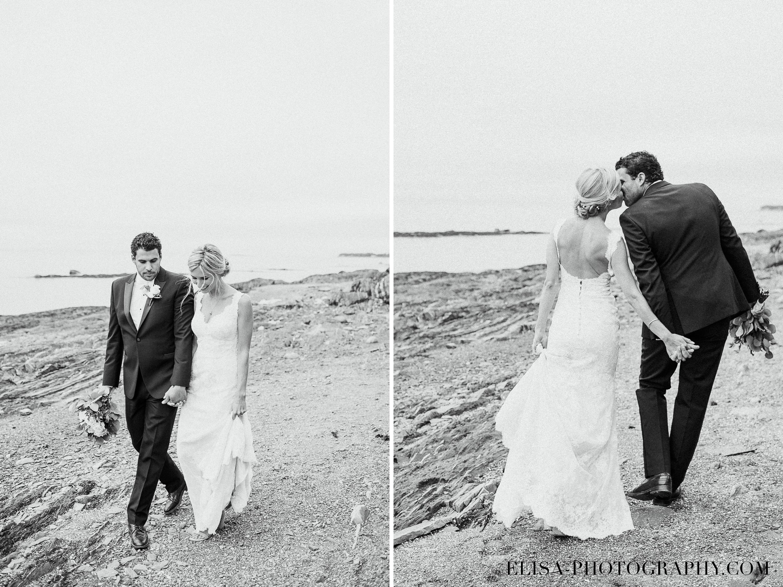 PHOTO MARIAGE fleuve plage naturel quebec couple portrait naturel domaine prive estate bord de l eau bouquet mariee cadeau - Mariage sur un domaine privé au bord de l'eau: Emmanuelle & Marc-Antoine