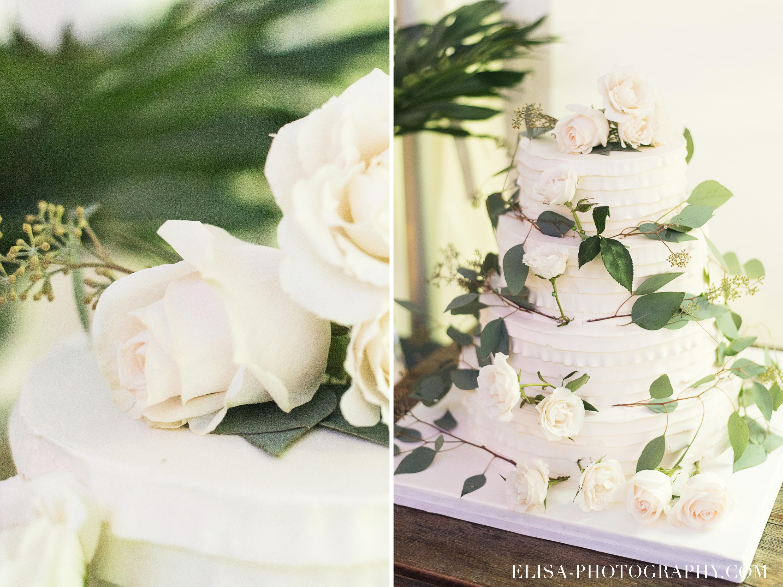 PHOTO MARIAGE gateau roses blanc exotique vintage deux gourmandes domaine prive estate bord de l eau bouquet mariee cadeau - Mariage sur un domaine privé au bord de l'eau: Emmanuelle & Marc-Antoine