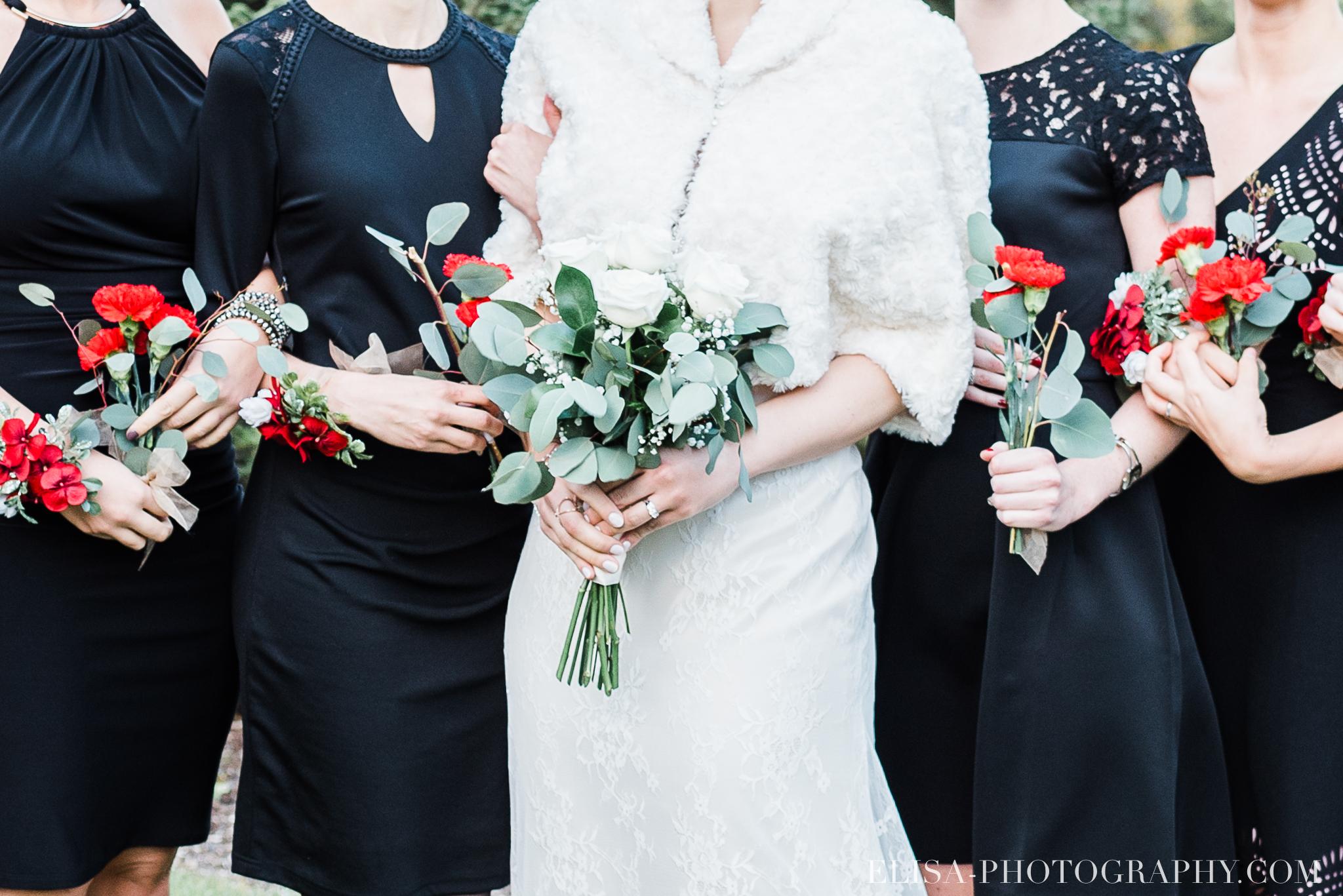 photo mariage golf cap rouge ville quebec cortege demoiselles honneur garcon honneur page automne 8049 - Mariage au Golf de Cap-Rouge, ville de Québec: Stéphanie & William