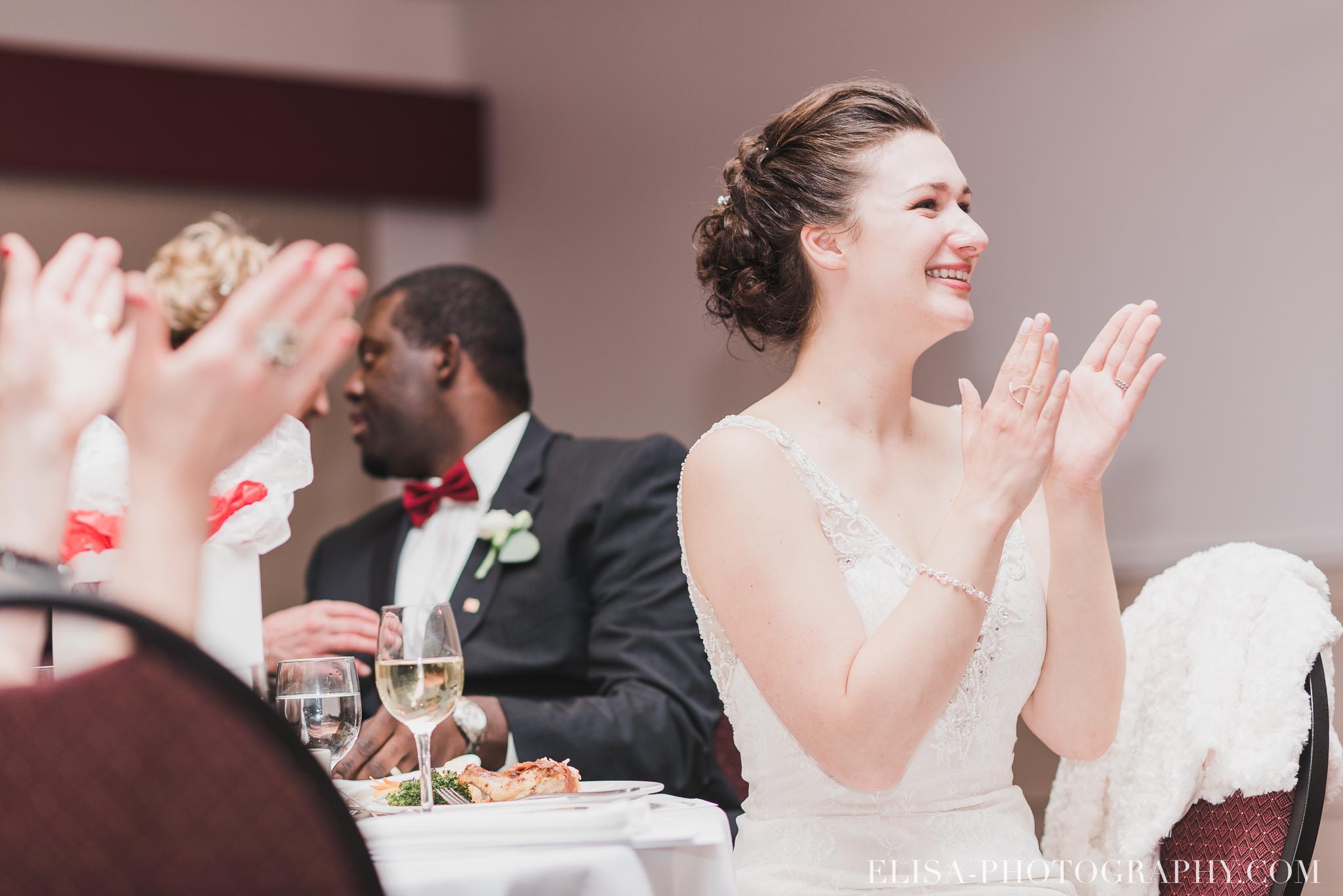 photo mariage reception toast coupe du gateau ville de quebec golf de cap rouge 8590 - Mariage au Golf de Cap-Rouge, ville de Québec: Stéphanie & William