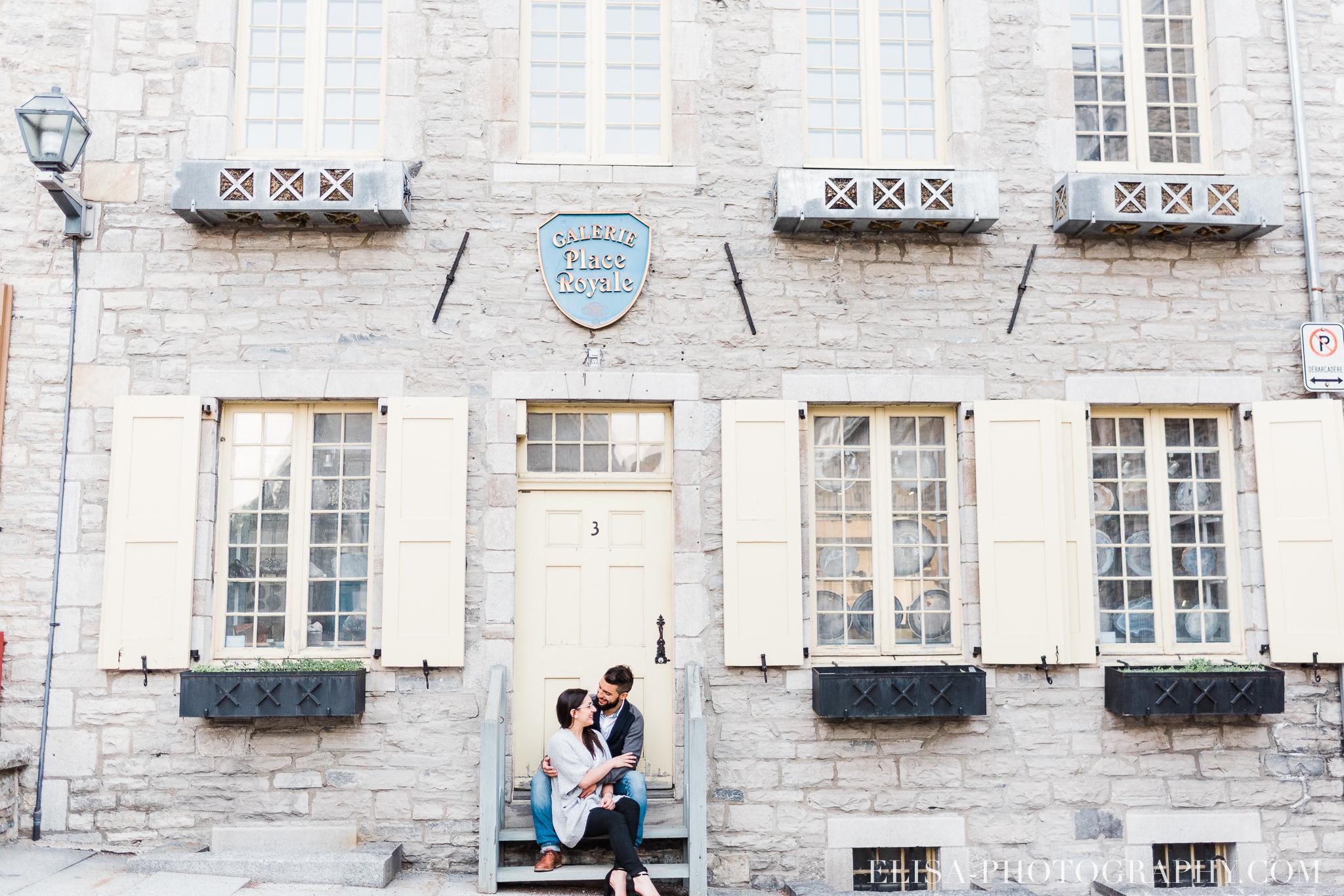 photo COUPLE petit champlain quebec 8982 - Photos de couple dans le Petit Champlain à Québec