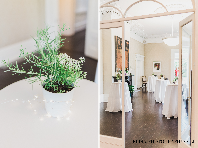 photo mariage domaine cataraqui cocktail dinatoire centre de table inspiration anglaise - Mariage d'inspiration anglaise au domaine Cataraqui