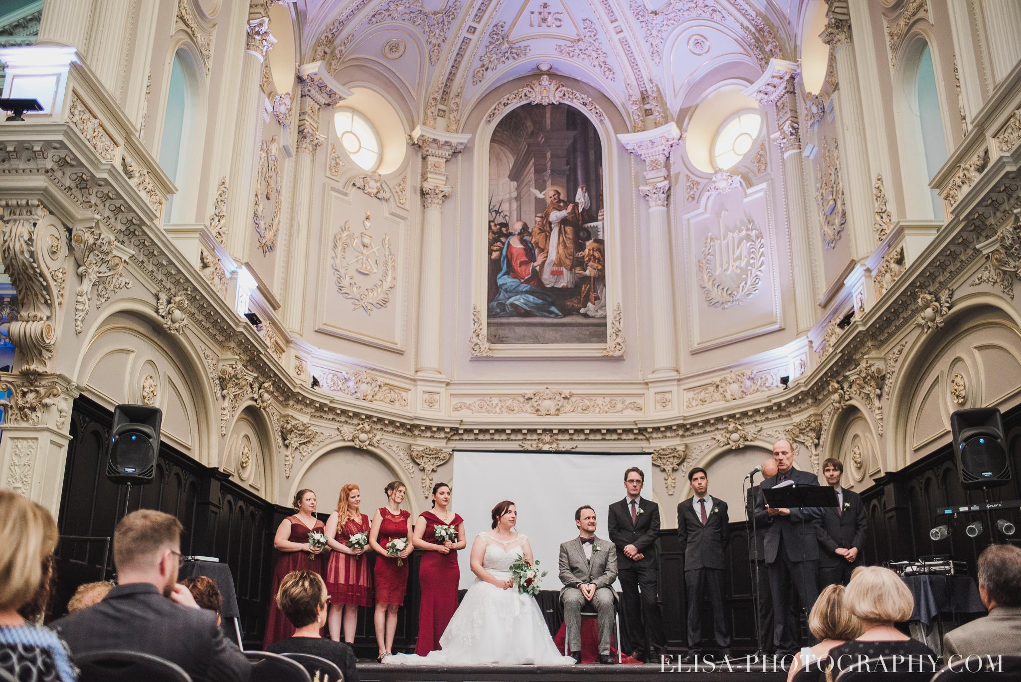 photo mariage automne ceremonie espace saint gregoire quebec 5962 - Mariage à saveur automnale à l'Espace Saint-Grégoire