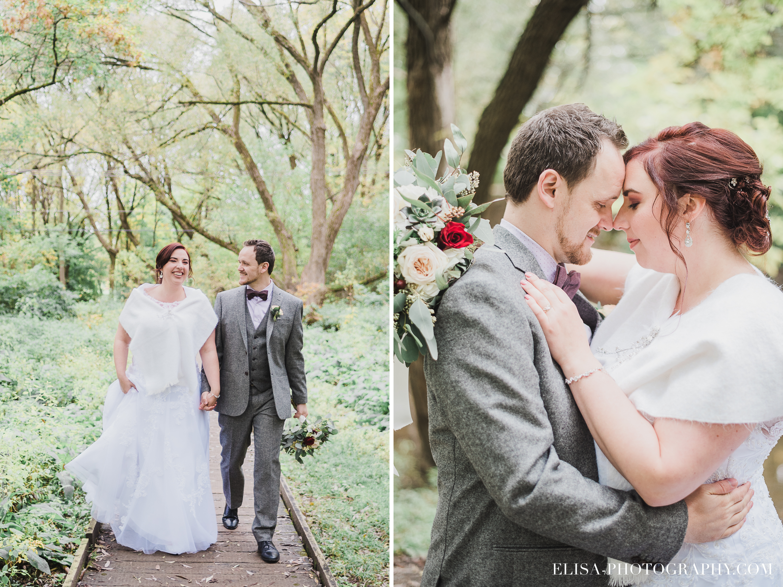 photo mariage automne domaine maizeret quebec naturel lumineuse romantique 1 - Mariage à saveur automnale à l'Espace Saint-Grégoire