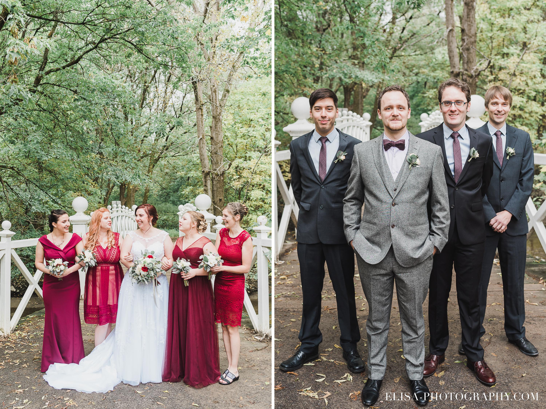 photo mariage domaine maizeret cortege marron automne - Mariage à saveur automnale à l'Espace Saint-Grégoire