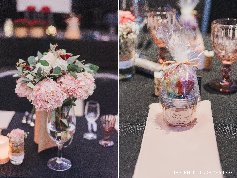 photo mariage espace saint gregoire quebec centres de table automne - Mariage à saveur automnale à l'Espace Saint-Grégoire