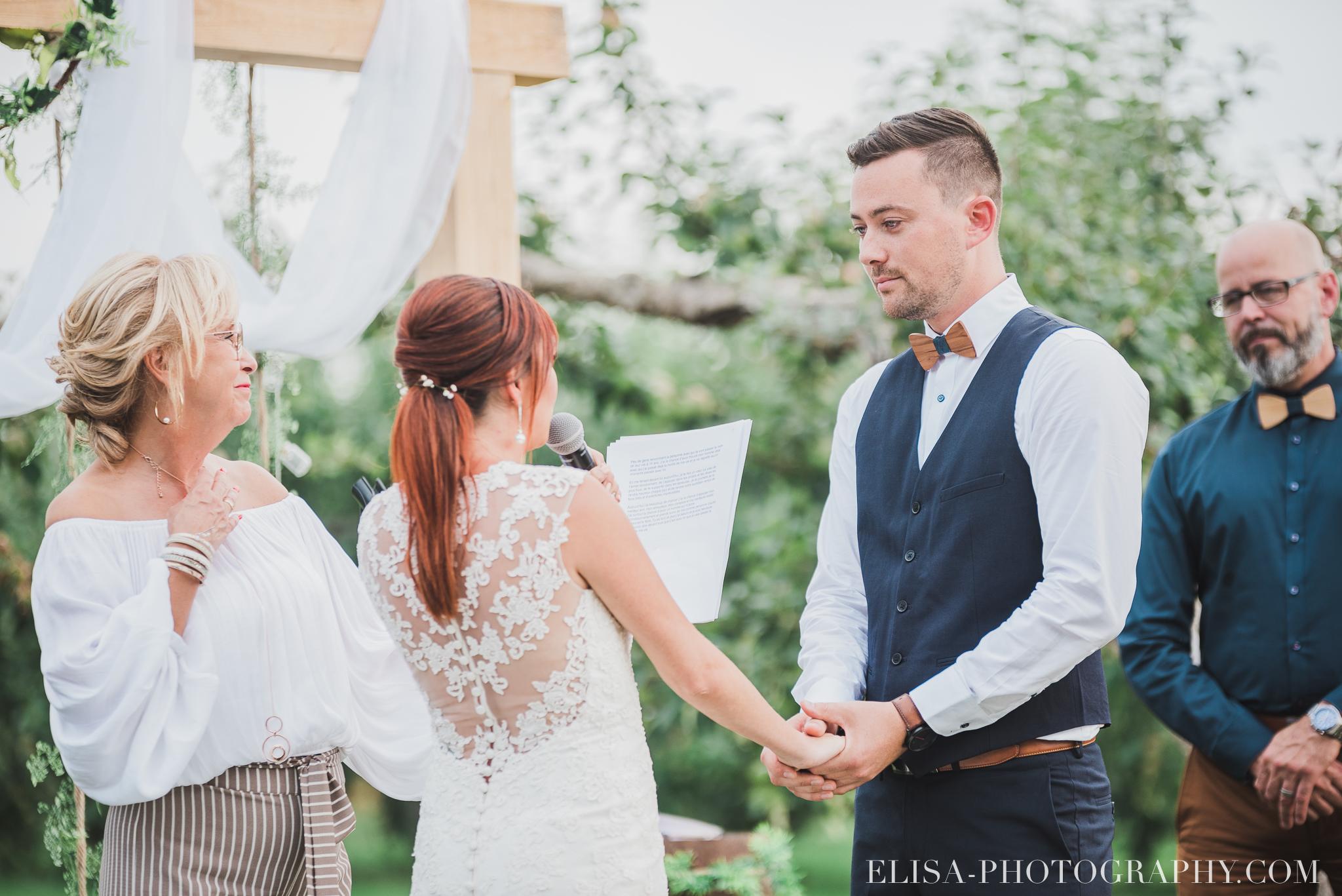 photo mariage ferme genest ceremonie verger pommier quebec 1431 - Smoke bomb et mariage dans les vergers de la Ferme Genest à Saint-Nicolas