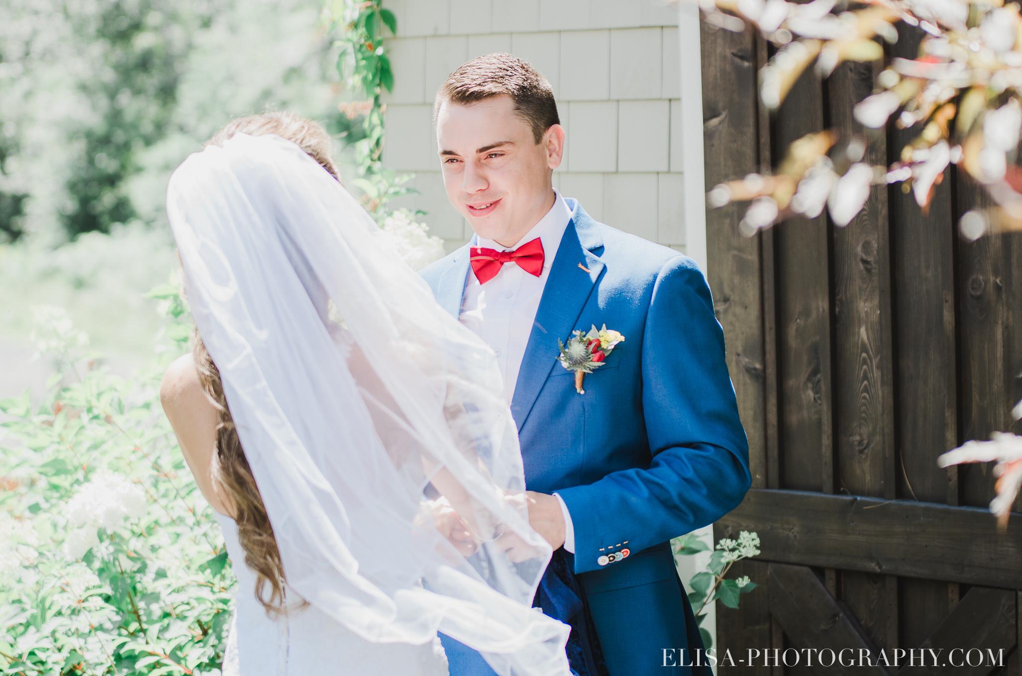 photo mariage grange rouge quebec first look 0099 - Mariage coloré à la grange rouge de Brompton
