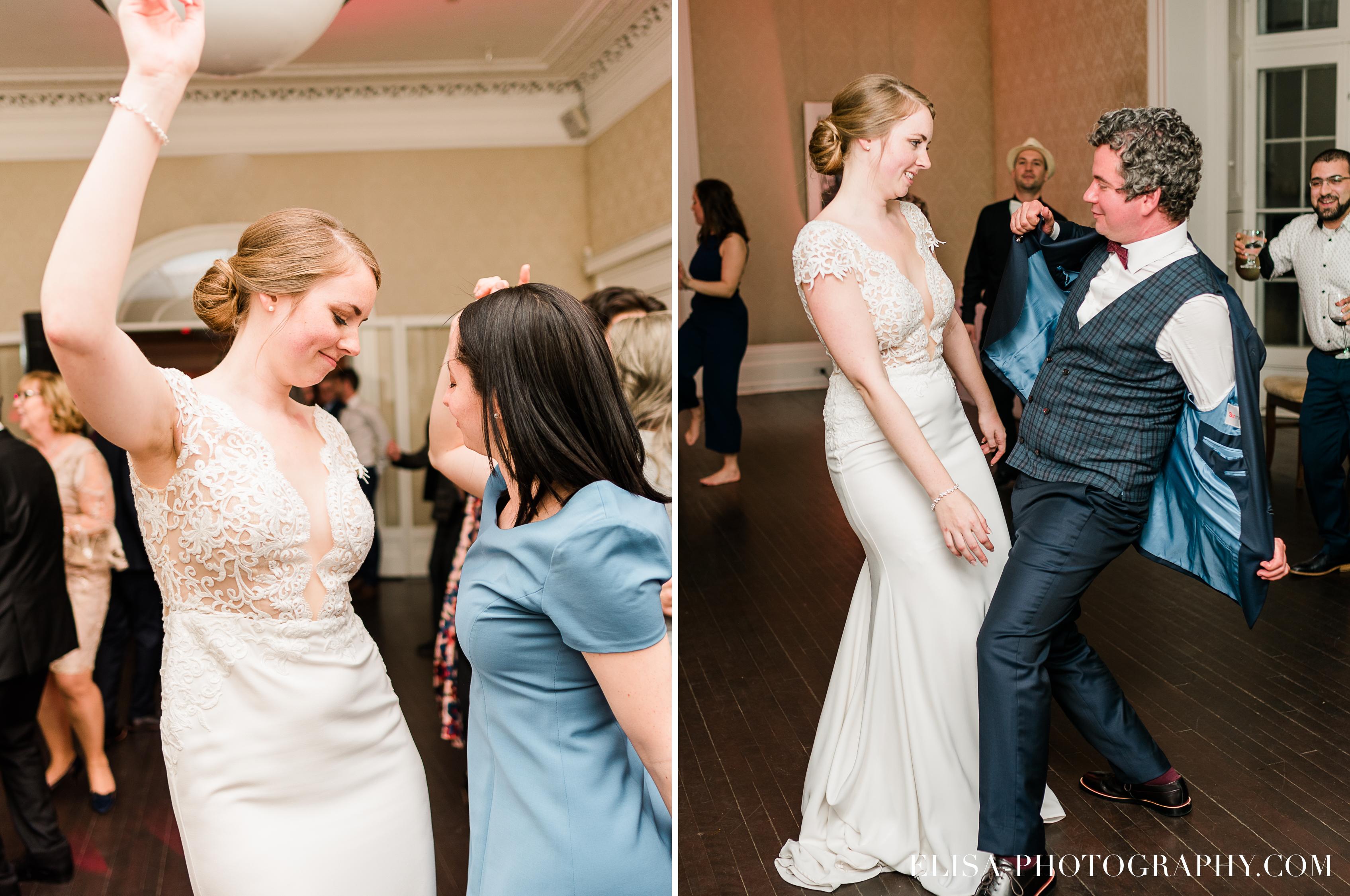 photo mariage reception danse domaine cataraqui centres de table elisa photographe - Mariage élégant et discret au coeur du magnifique Domaine Cataraqui, Québec