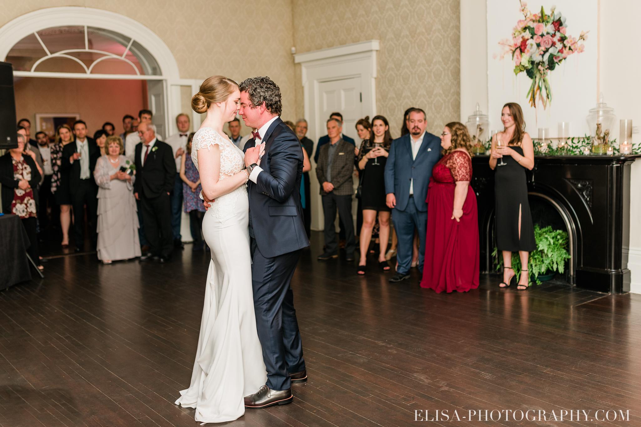 photo mariage reception premiere danse domaine cataraqui centres de table elisa photographe 1509 - Mariage élégant et discret au coeur du magnifique Domaine Cataraqui, Québec