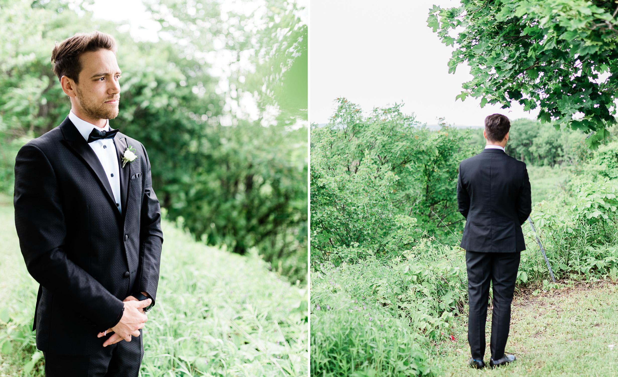 photo mariage salle du quai cap blanc quebec first look toscane elisa photographe 2141 - MALYE + ANTHONY | Québec, Salle du Quai du Cap Blanc | Photographe de mariage | Elisa Photography